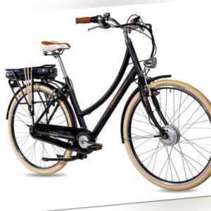 28 Zoll Elektrofahrrad E-Bike Citybike Damenrad CHRISSON EH1 SHIMANO Rücktritt