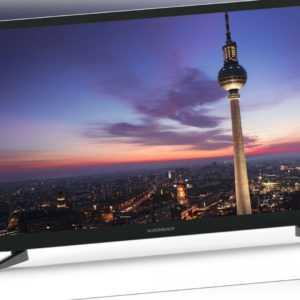 Nordmende FHD24A 24 Zoll Full HD TV Fernseher DVB-T/S/C VGA HDMI Scart CI Slot