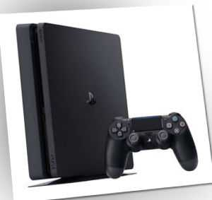 PLAYSTATION 4 KONSOLE 500GB NEU & OVP PS 4