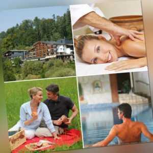 3 Tage Wellness Urlaub im Schwarzwald 4★ Mönchs Waldhotel Kurzurlaub 2 Personen
