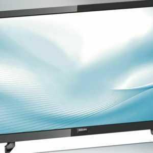 Philips 24PFS6805/12 Schwarz glänzend 24 Zoll Fernseher Full HD WLAN