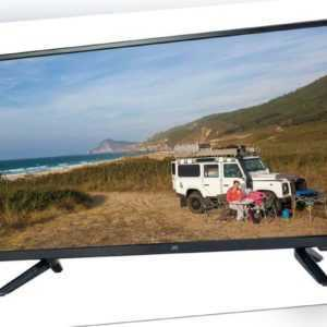 JTC LED Fernseher GALAXIS TRAVEL 2.4 Full HD 24,5 Zoll schwarz TV