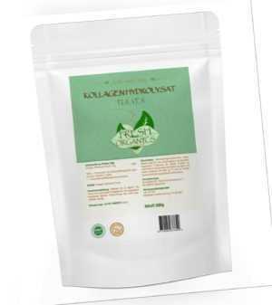 Pure Collagen Pulver- 100% Kollagen Hydrolysat Gelenkschutz Haut Anti-Aging