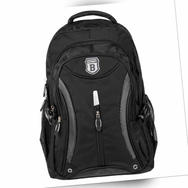Rucksack Reise Sport Damen Schulrucksack Herren Freizeit Unisex Arbeit Backpack