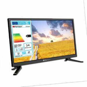 g   Camping TV Opticum LED TV 24 Zoll USB ✔ 12/24V✔ DVB-T2 DVB-S2 DVB-C Triple