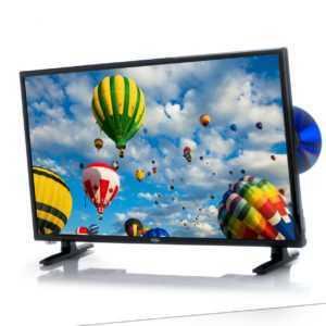 Camping TV Xoro HTC 2448 24 Zoll DVD Laufwerk USB PVR Aufnahme DVB-T2 SAT