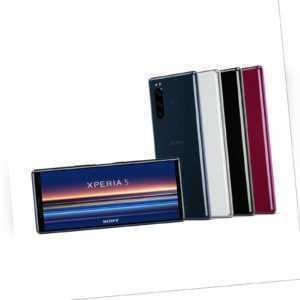 Sony Xperia 5 Smartphone 128GB *Neu* vom Händler ohne SIMLOCK -...