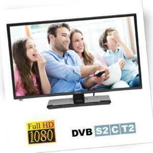 DENVER LED-2468 Full HD TV Fernseher 24 Zoll TripleTuner CI+ SCART HDMI USB DVB
