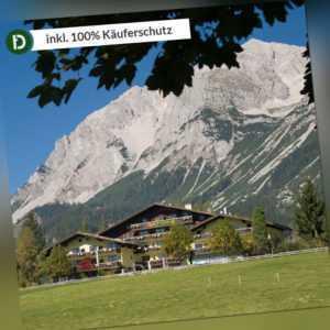 4 Tage Urlaub in Ramsau im Almfrieden Hotel & Romantikchalet inkl. Halbpension