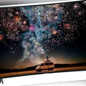 SAMSUNG UE65RU7379 Curved LED TV 165cm 4K UHD Smart TV Triple Tuner B-Ware