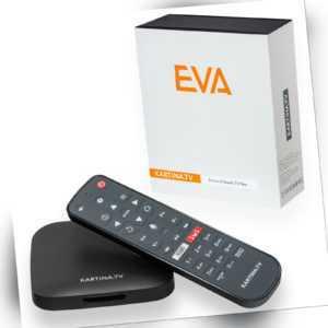 Kartina Eva Dune HD Kartina.TV IPTV Receiver IP-Box Streaming H.265 WLAN 4k UHD