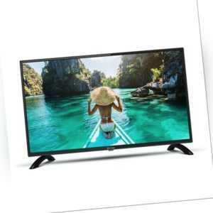 DYON TV LED Fernseher MOVIE 32 PRO X 32 Zoll HD TV DVB T2 S2 Triple Tuner HDMI