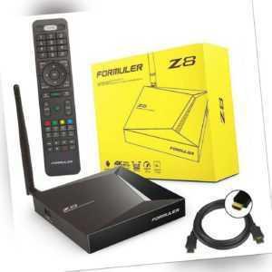Formuler Z8 4K UHD IPTV Android 7 BOX Wifi Internet TV Receiver Multimedia ⭐⭐⭐⭐⭐