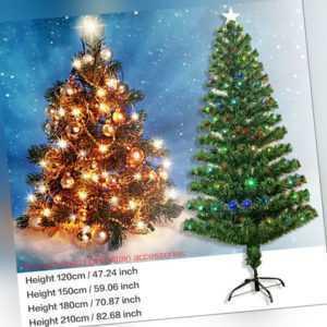 Christmas Tree LED Light String 1.8M 220V/110V for Party Home Garden Deco