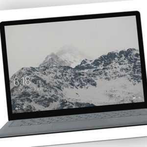 Microsoft Surface Laptop Touch Core i7-7660U 2.50GHz 16GB RAM 512GB SSD W10P