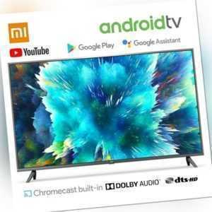 Xiaomi Smart TV 4S 55' LED-TV 4K UHD Fernseher Ultra HD Triple Tuner WIFI EEK A+