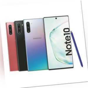 Samsung Galaxy Note 10 SM-N970F Smartphone 256GB *Neu* vom Händler...