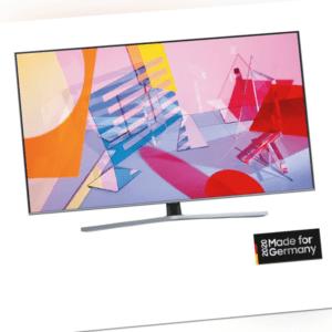 Samsung GQ-65Q64T 4K QLED-Fernseher 163cm 65 Zoll SmartTV WLAN