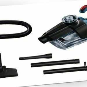 Bosch Akku Sauger GAS 18V-1 Handstaubsauger 06019C6200 im Set -Solo-