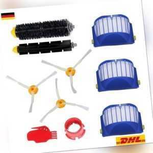 Ersatzteile für iRobot Roomba 600 Serie 650 651 660 Wartungskit Reinigungskit