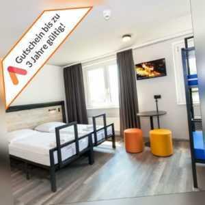 Kurzreise Berlin 4x A&O Hotels zur Wahl 2 bis 4 Tage für 2 Personen Gutschein