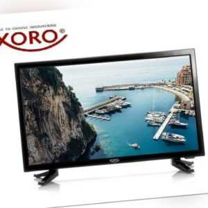 "XORO HTL 1946 19"" Zoll DVB-T2/S2/C H.265 HD Fernseher, HDMI, USB, PVR Ready"