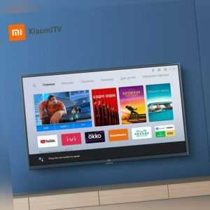 Xiaomi Mi Smart TV 4A 32 Zoll Fernseher LED Triple Tuner HD Android EU version