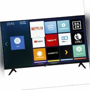 Hisense 40AE5500F Full HD LED Fernseher 100 cm [40 Zoll] Smart TV Schwarz