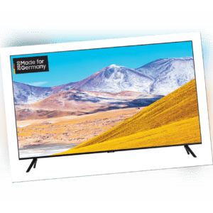 Samsung GU55TU8079UXZG 4K/UHD LED Fernseher 138 cm [55 Zoll] Smart TV HDR