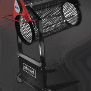 scheppach Gartenrollsieb RS400 Siebtrommel Trommelsieb Erdsieb Kompost Ø20mm