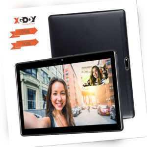 XGODY Tablet PC 10 Zoll Android 7.0 Quad-Core 3G Dual Sim&Kamera 1+16GB GPS Wlan
