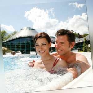 3 Tage Wellness Urlaub Best Western Hotel Bad Dürrheim + Eintritt Solemar Therme
