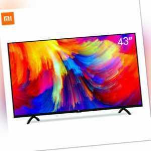 Xiaomi Mi Smart TV 4S 43 Zoll LED-TV 4K 1080PHD FernseherTriple Tuner Android
