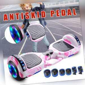 Mini Smart Elektroroller 2 Räder Einrad Selbstausgleichendes Balance Board