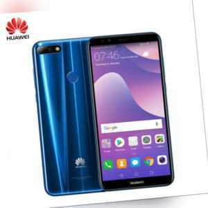 Huawei Y7 Prime 2018 4G Smartphone 4 GB 64 GB 5,99 Zoll Snapdragon...