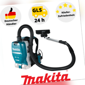 Makita Akku-Rucksackstaubsauger Akkusauger 2x18V HEPA DVC261ZX11 Solo Modell
