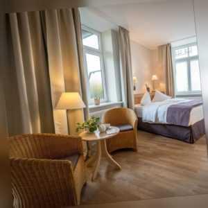 Gutschein 4* Bio-Hotel Miramar für 2P | 4T Kurzurlaub Nordsee Küste | Wellness