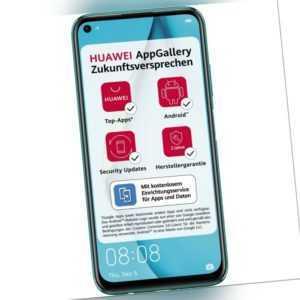 Huawei P40 Lite Dual Sim 6GB RAM 128GB Android LTE Bluetooth WLAN...