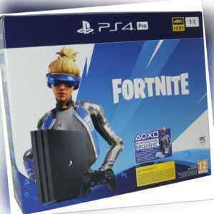 PlayStation 4 - Konsole PS4 Pro 1TB (1000GB) CUH-7216B Fortnite Neo Versa