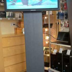 "SAMSUNG SyncMaster 400MX-3 40"" LFT Digital Signage Monitor Video-Wall"