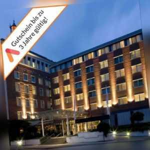 Kurzreise Stralsund Ostsee im 4 Sterne Hotel 3 - 8Tage für 2 Personen Gutschein