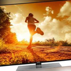 PANASONIC TX-65GXW585 165 cm 4K UHD LED TV Triple Tuner Smart TV schwarz B-Ware