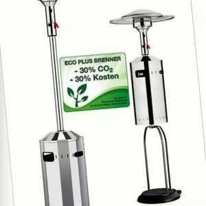 Heizstrahler Enders Eco Terrassenstrahler Heizpilz 8KW 30% weniger verbrauch!!