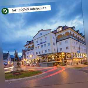 4 Tage Urlaub im Luitpoldpark Hotel in Füssen im Allgäu mit Frühstück