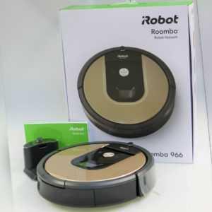 Roomba 966 iRobot Saugroboter Staubsaugroboter Staubsauger Sauger WLAN APP