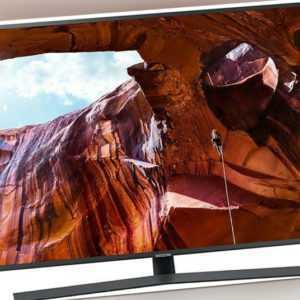 SAMSUNG UE65RU7409 LED TV 165cm 4K UHD Smart TV Triple Tuner Bluetooth B-Ware