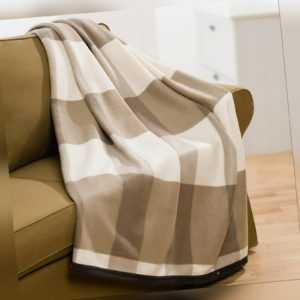 Kuscheldecke mit Ärmeln   Wohndecke Tagesdecke Fleece Decke