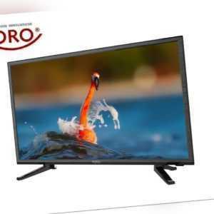 """XORO HTL 2249 V2 FullHD 22"""" Zoll LED Fernseher DVB-S2/T2/C Tuner, 12V/220V"""