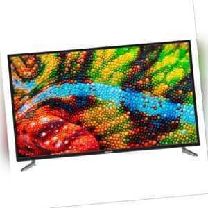 MEDION P16502 Fernseher 163,8cm/65'' Zoll 4K UHD HD Triple Tuner PVR EPG CI+ A