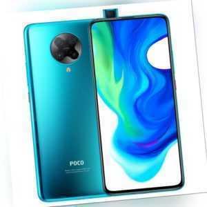 Xiaomi Pocophone F2 Pro 5G 6GB RAM 128GB Blue Android Smartphone...